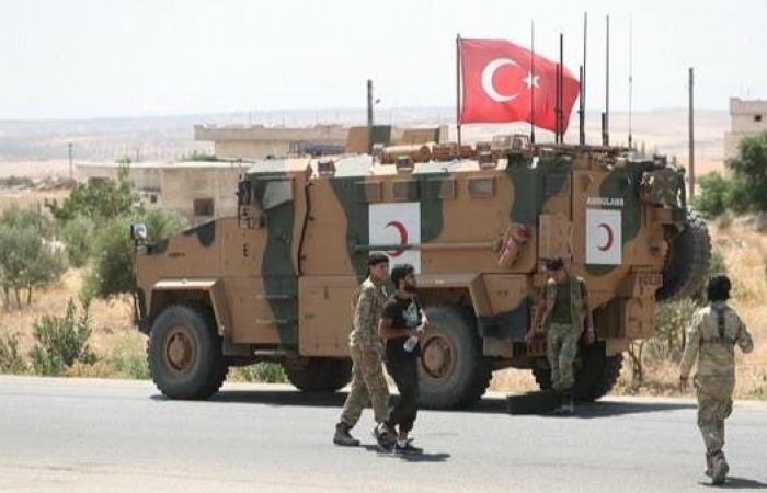 سوريا   مقتل أربعة جنود أتراك في تفجير سيارة في سوريا