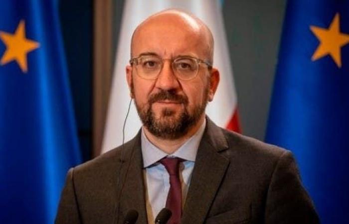إيران   رئيس المجلس الأوروبي لروحاني.. يجب الامتثال للاتفاق النووي