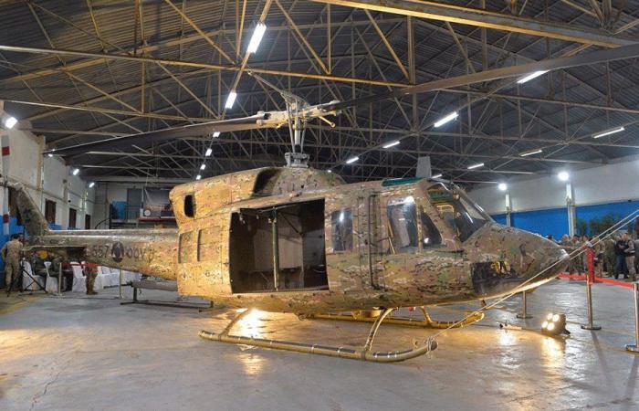 بعد توقفها من الـ1990.. إعادة ترميم طوافات 212 AGUSTABEL
