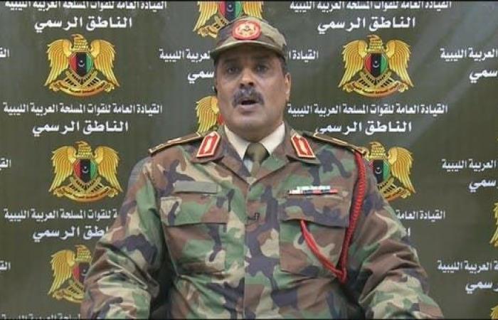 المسماري: كل المناطق الليبية ترفع لواء المقاومة ضد تركيا