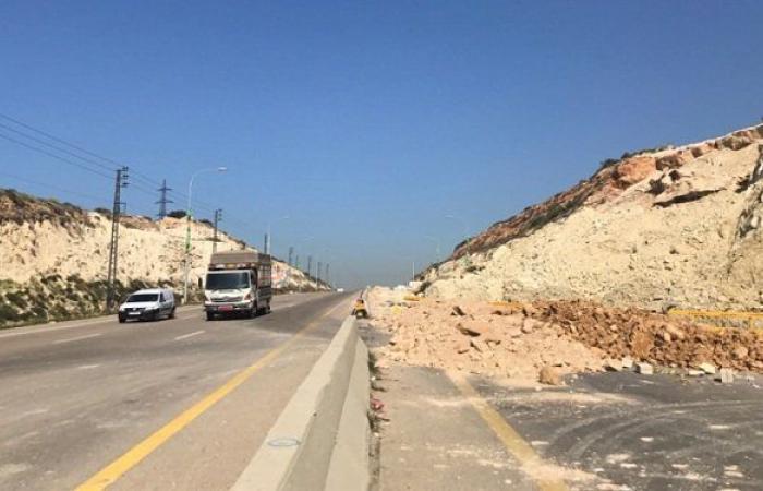 الاشغال: سننفذ معالجة موقتة لترميم حفر الاوتوسترادات