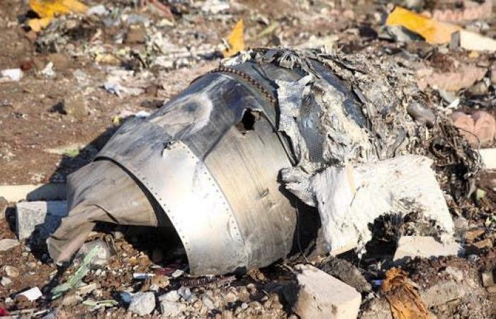"""إيران   تقرير إيراني مبدئي: الطائرة الأوكرانية استدارت للعودة بعد ظهور """"مشكلة"""""""