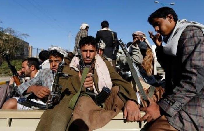 اليمن   مقتل وجرح عشرات الحوثيين بانفجار مخزن أسلحة بميناء الصليف