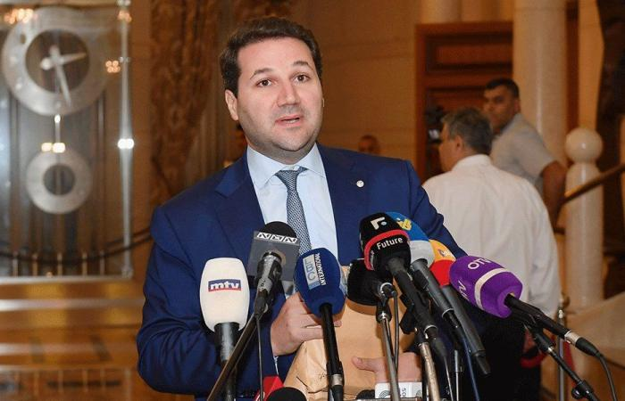 """نديم الجميّل: يريدون حكومة """"الحزب"""" بلباس مجتمع مدني"""