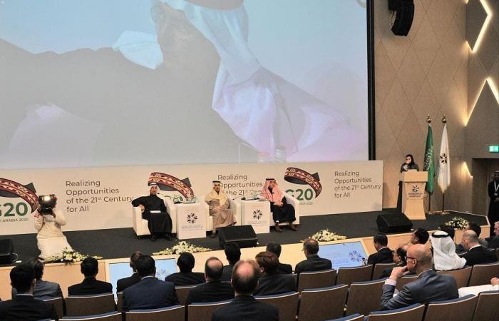 الخليج   وزير الخارجية السعودي يلتقي سفراء دول مجموعة العشرين