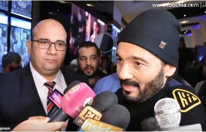 """خالد النبوي: متعتي بخلصها أمام الكاميرا.. وأريد تخطي شخصية """"طومان باي"""""""
