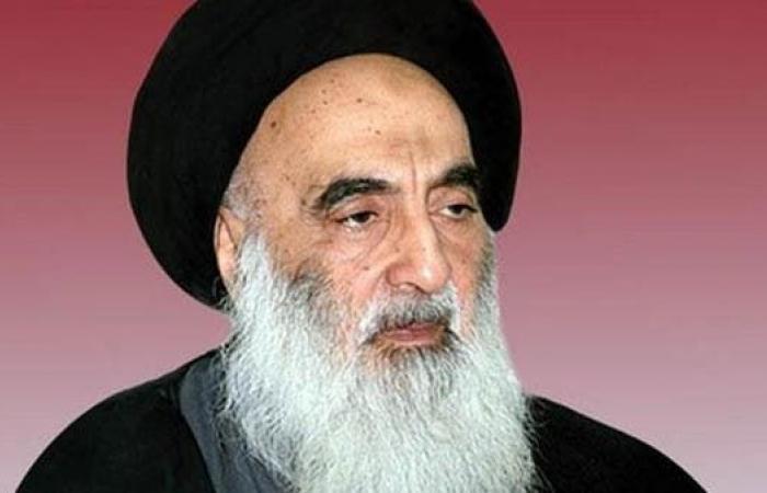 العراق   السيستاني: يجب أن يحكم العراق أبناؤه دون الغرباء