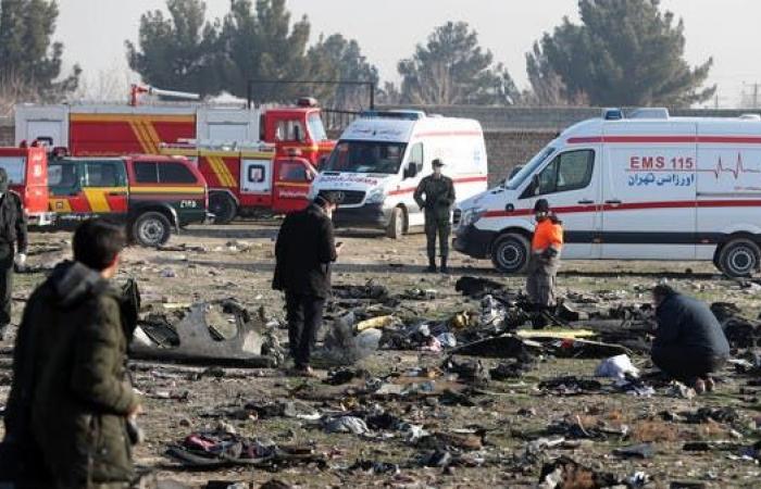 إيران | أوكرانيا: الإرهاب والهجوم الصاروخي الأرجح بحادث الطائرة