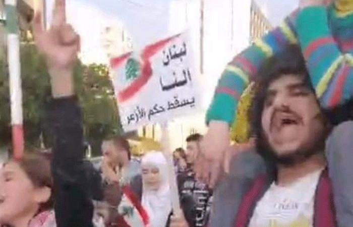 تظاهرة جابت شوارع طرابلس: لمحاسبة السلطة واعتذار دياب