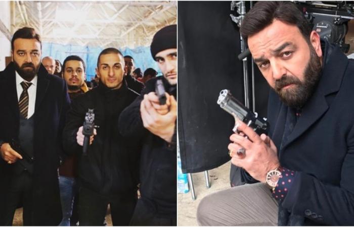 """سامر المصري في عصابة مافيا بعمل سعودي.. وينتظر عرض """"الأسوياء""""!"""