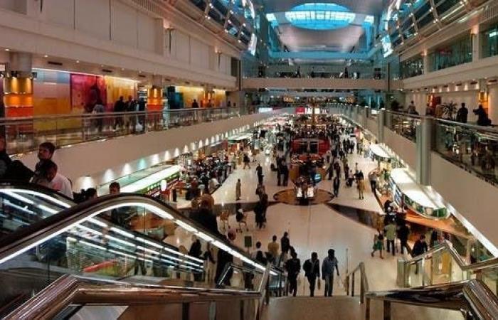 الخليج | مطارات دبي: تأثر مواعيد بعض الرحلات بسبب الأمطار