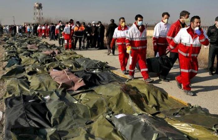 إيران | إيران تتراجع.. طائرة أوكرانيا أسقطت عن غير قصد