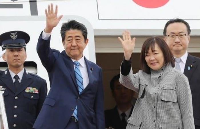 الخليج | رئيس الوزراء الياباني يبدأ جولته الخليجية من الرياض