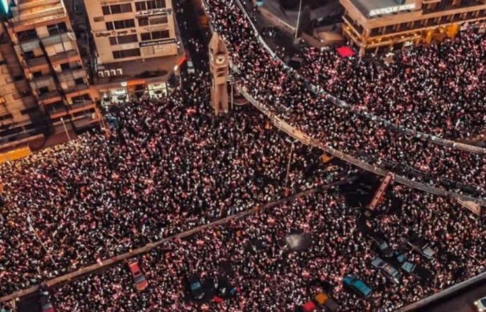 """أسبوع الغضب الساطع… """"أرضك عم تندهلك ثورة"""""""