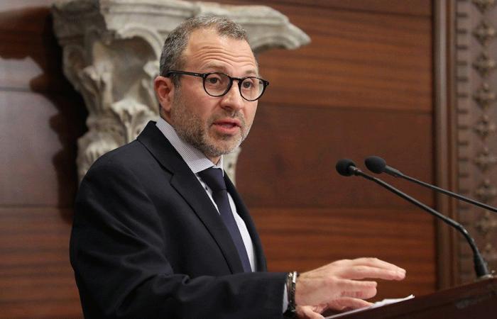 باسيل: الحريري وبعض الوزراء يقومون بتعطيل الأعمال بدل تصريفها