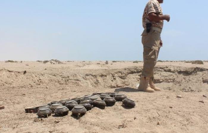 اليمن | مقتل مدني وإصابة آخرين بانفجار لغم حوثي في الجوف