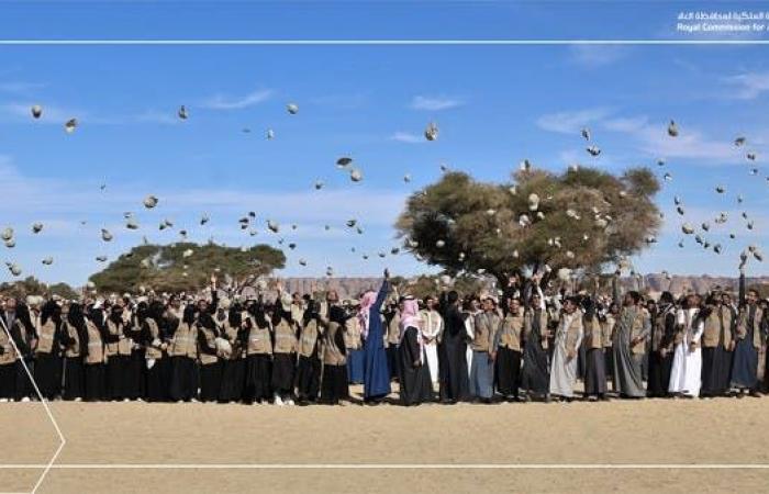 الخليج | ما هو فريق حماية العلا الذي التقاه وزير الثقافة السعودي؟