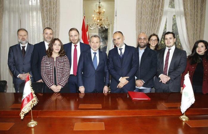 مذكرة تعاون بين إيدال والبعثات اللبنانية في الخارج