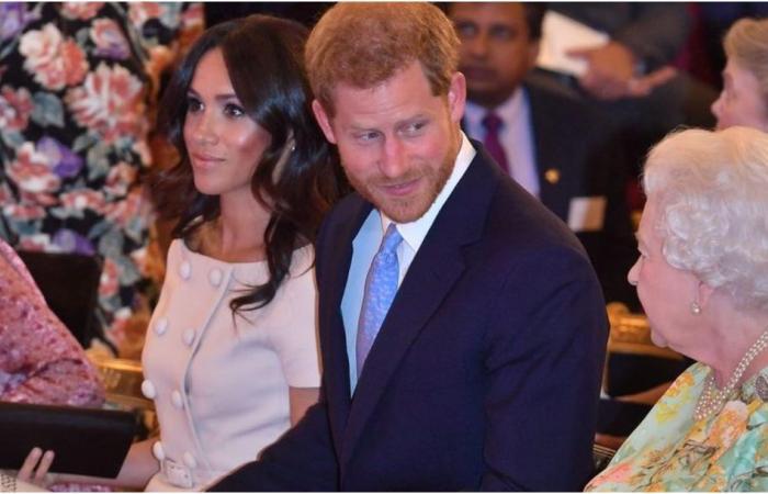 الملكة إليزابيث توجه لطمة قوية لـ الأمير هاري وميغان ماركل!
