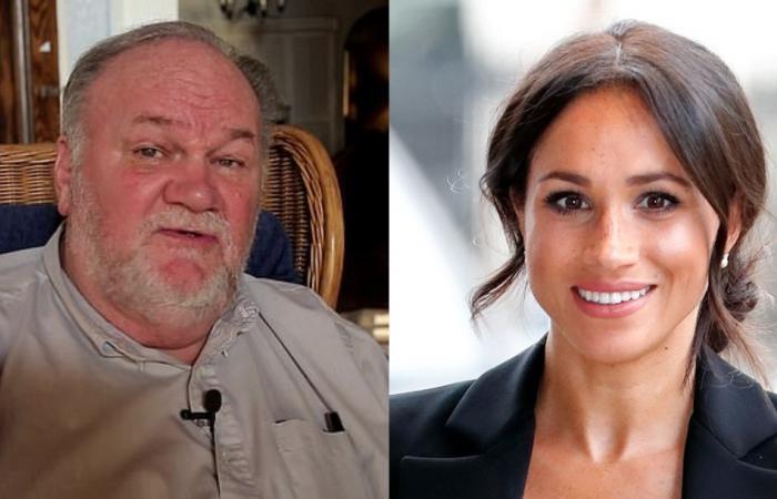 والد ميغان ماركل يهاجمها: ابنتي وهاري حولا العائلة الملكية إلى متجر!