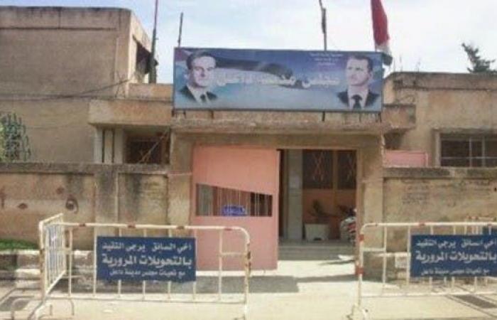سوريا | مسلحون يهاجمون وحدة استخبارات وسط سوريا وسقوط جرحى