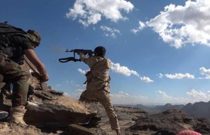 اليمن | الجيش اليمني يشن هجوماً واسعاً على مواقع الحوثي في نهم