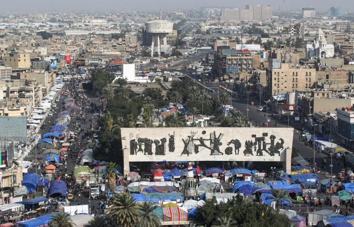 العراق | السيستاني عن محتجي العراق: لم يجدوا غير التظاهر سبيلاً