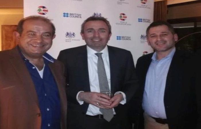 وزارة التربية تشارك في افتتاح معرض BETT في لندن