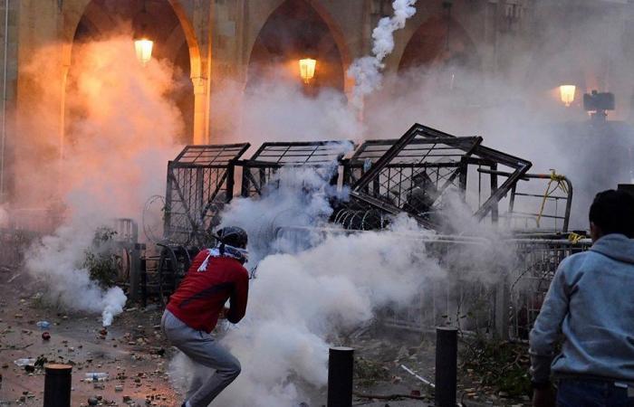 فتح نفت مشاركة فلسطينيين في احداث بيروت