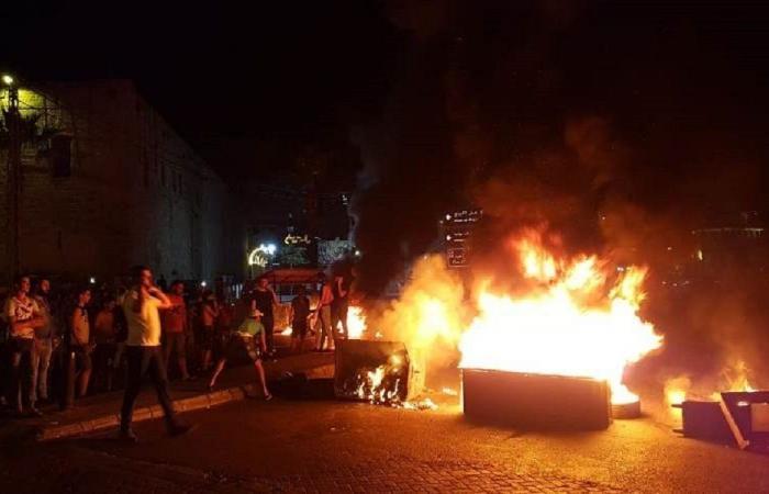 غضبٌ عارم وقطع طرقات بعد الإعلان عن الحكومة