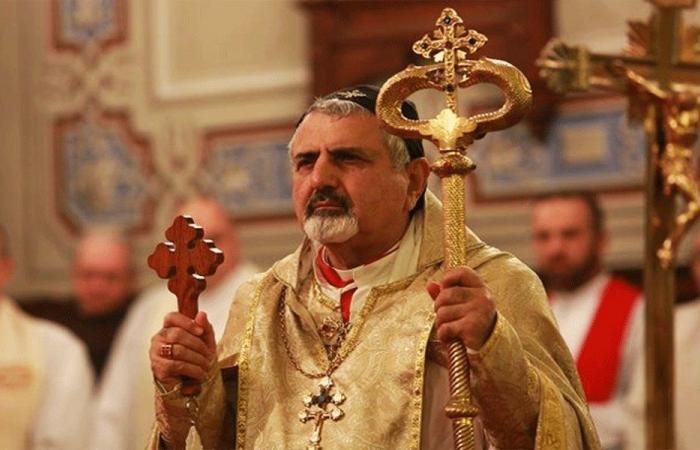 بطريرك السريان الكاثوليك: متضامنون مع الحراك!