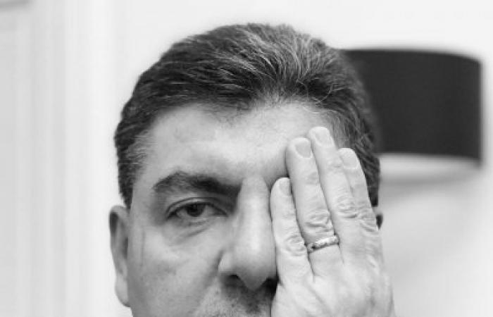 بهاء الحريري يتضامن مع ثوار لبنان في حملة ثورتنا عيونكم