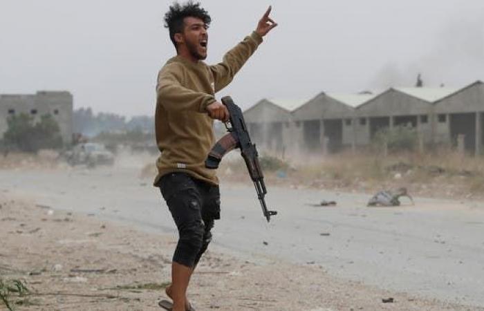 ليبيا.. الوفاق تخرق الهدنة في طرابلس والجيش يتصدّى