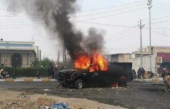 العراق | شيوخ ووجهاء ذي قار يناشدون مرجعية النجف لإنقاذ العراق