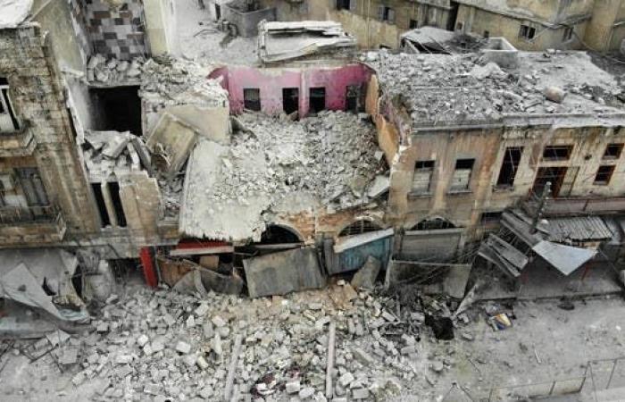 سوريا | الغارات الروسية تتواصل بكثافة على ريفي إدلب وحلب