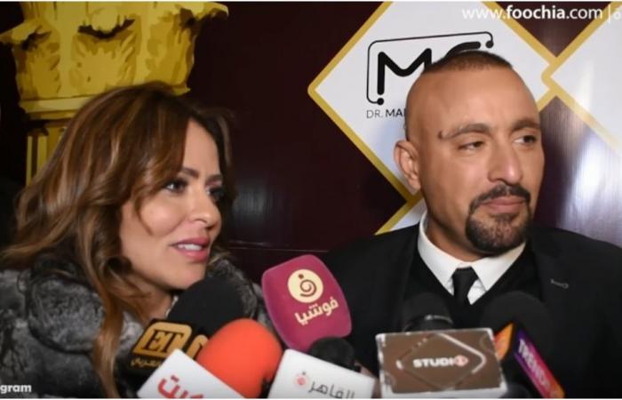 أحمد السقا: أتمنى أن يصبح نجلي نسخة مكررة مني.. وهذا ما قالته زوجته!