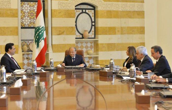 عون للوزراء: مهمتكم دقيقة وعليكم اكتساب ثقة اللبنانيين