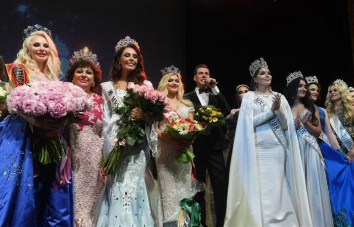 روسية تفوز بمسابقة ملكة جمال 'سيدات الكون 2020'