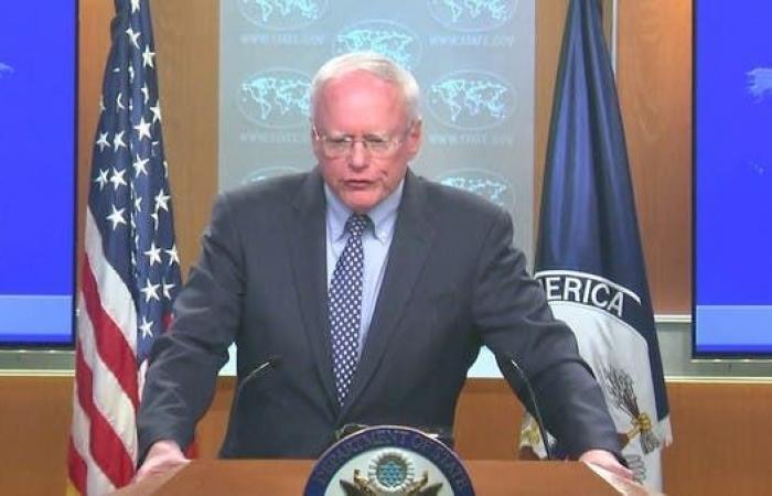 العراق | جيفري: التحالف مستعد لحوار مع حكومة العراق