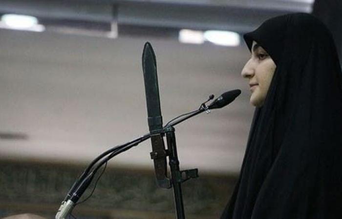 إيران | إبنة سليماني بضيافة حزب الله في بيروت (فيديو)