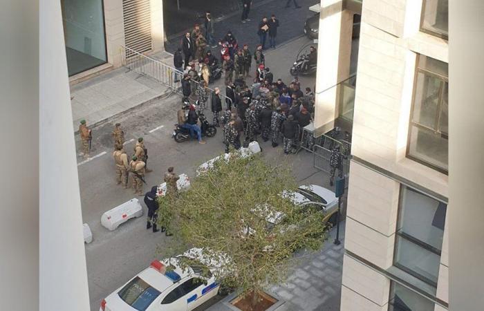 بيروت تغلي.. المحتجون بمواجهة القوى الأمنية (فيديو)