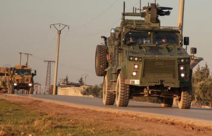 سوريا   رتل تركي يدخل إدلب.. والنظام يتقدم نحو معرة النعمان