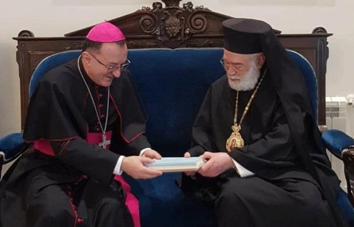 السفير البابوي زار عوده: سنبقي على دعمنا لبنان وشعبه