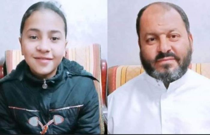 مصر   منقذ ابنته من تحت القطار يتحدث للعربية.نت عن لحظات الرعب
