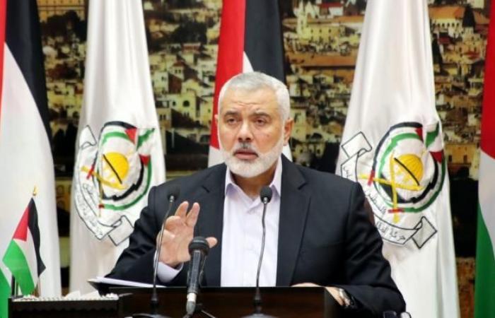 هنية يوجه رسائل لزعماء الدول العربية والإسلامية لرفض صفقة القرن