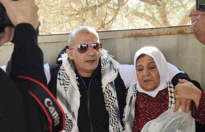 الإفراج عن الأسير مراد حسين بعد اعتقاله 18عاماً