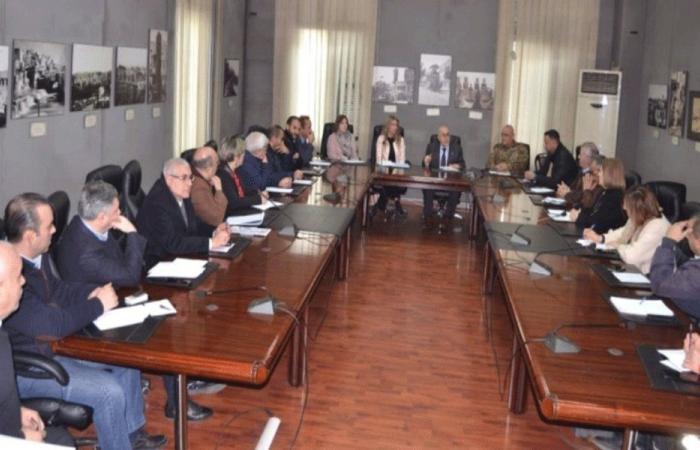 اجتماع في بلدية طرابلس لمواكبة أزمة الأبنية الآيلة للسقوط