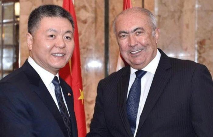مخزومي: يجب تعزيز التعاون مع الصين