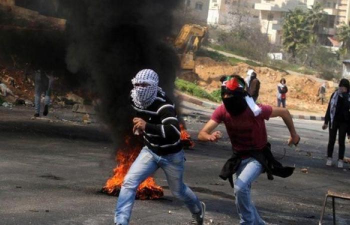 فلسطين   49 إصابة خلال مواجهات في الضفة الغربية