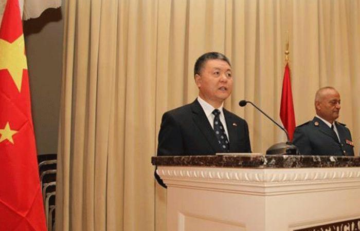 السفير الصيني في لبنان: الاصابات بكورونا ستبلغ ذروتها خلال 10 ايام!